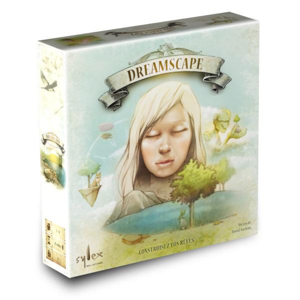 Dreamscape - Core Box - Version Française