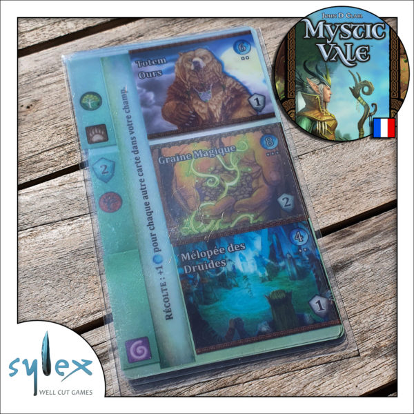 Mystic Vale VF - Sleeve Totem Ours