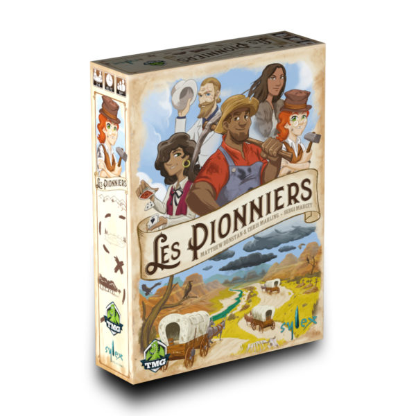 Les Pionniers - Matthew Dunstan & Chris Marling