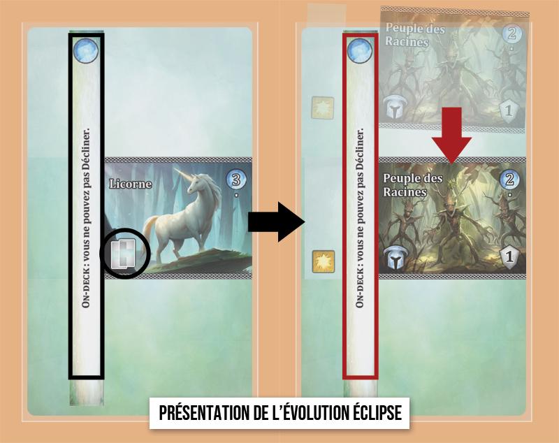 Évolutions Éclipse - Licorne